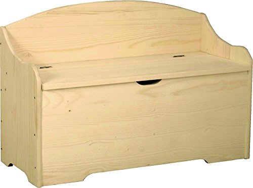 Panca Contenitore Legno : Evergreen house panca contenitore legno verde confronta prezzi.