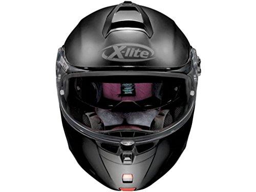 X-Lite X-1004 ELEGANCE N-COM FLAT BLACK XL
