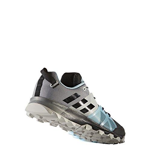 adidas Damen Kanadia 8.1 Tr Laufschuhe Schwarz (Core Black/core Black/icey Blue)