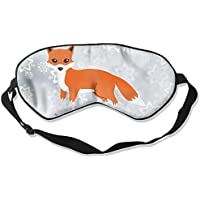 Fox 99% Eyeshade Blinders Sleeping Eye Patch Eye Mask Blindfold For Travel Insomnia Meditation preisvergleich bei billige-tabletten.eu