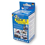 ATG FIX-IT Pegamento industrial universal adhesivo multiusos con granulado, Gris