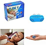 Digital Shoppy Air Purifier Sleep-Aid Anti Snoring Device for Men and Women
