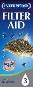 Interpet Filter Aid - Aquarium Treatment No. 3
