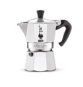 Bialetti Moka Express Espresso Maker, 3 Cup