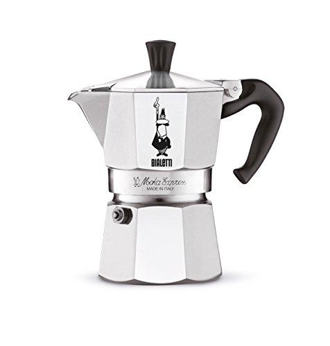 Bialetti Moka Express 3 Tassen Espressokocher