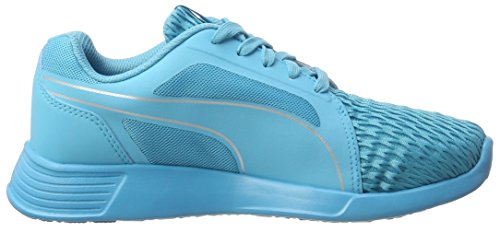 Puma St Trainer Evo Breathe, Sneakers Basses Mixte Adulte Bleu (Blue Atoll-blue Atoll 03)