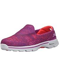 Skechers Go Walk 3 Glisten - Zapatillas Mujer