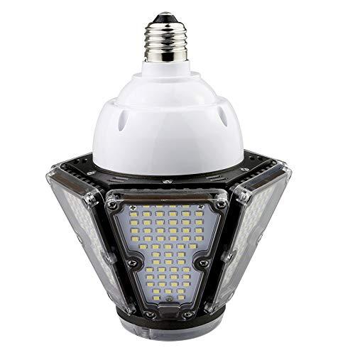 50W LED wasserdichte Maisbirne, hohe Lumen-Flut-Glühlampen, 7500K-Kegel-geführte Basis der Birnen-E40 & E27 für Straßenlaterne-Fabrik-Lager-Hinterhof-Garten - Glühlampen Der Flut