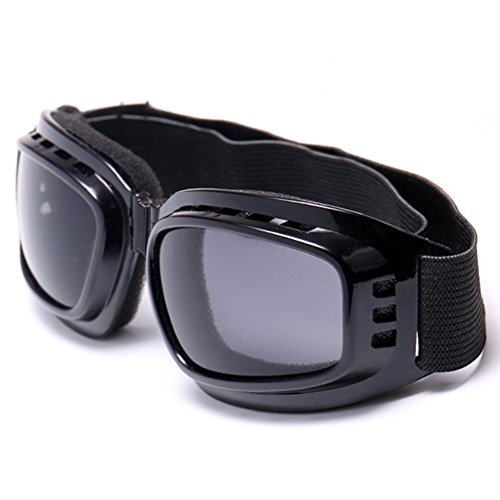 Z-P Man's Tactical Protective Outdoor Sports Motorcycle Cycling Windproof Dustproof Ski Hiking Equipment Anti-reflection UV400 Shield Folding Type Goggles
