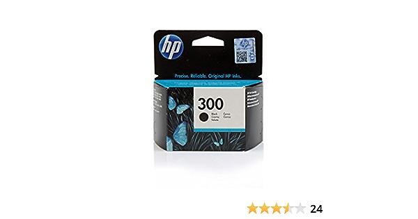 Original Hp Cc640ee Nr 300 Tinte Black Für Hp Deskjet D 2600 Series Bürobedarf Schreibwaren