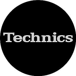 Technics 60638 Feutrine pour platine vinyle DJ Simple T2 Logo Design