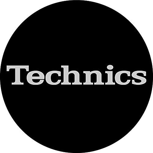 Technics 60638 Rutschmatte, schwarz-silber