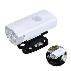 lzn 300 lumen usb rechargeable front bike light led usb bicycle light headlight waterproof wei. Black Bedroom Furniture Sets. Home Design Ideas