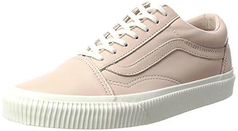 Vans Damen Old Skool Laufschuhe, Pink (Sepia Rose/Blanc De Blancembossed Sidewall), 37 EU