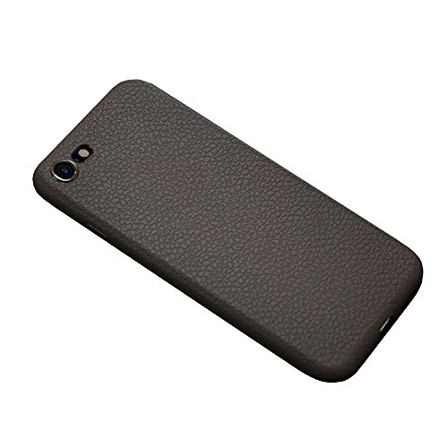 HX 450A TPU Silikon Striae Telefonoberteil Taschen & Schalen [Scratch-Resistant Fashion ] Case Schutzhülle Case Cover für iPhone 7 plus-1 Farbe B-5