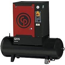 Compresor de aire Chicago Pneumatic Quiet con tornillo giratorio – 7,5 CV, 230