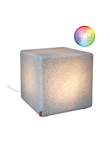 Cube intérieur Granite LED