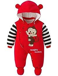 Amazon Co Uk Baby Girls Snowsuits
