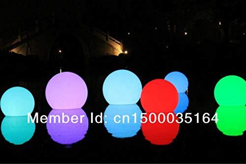 Magic led Ball Control Remoto Bola Color diámetro