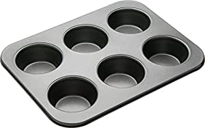 Master Class Muffin Pan, Non-Stick, Large 35cm x 27cm