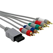 HD Alto Definicion Componente Audio Video AV Cable CORDON Para Nintendo Wii