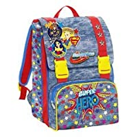 DC Super Hero Girls Girl Power Backpack Big