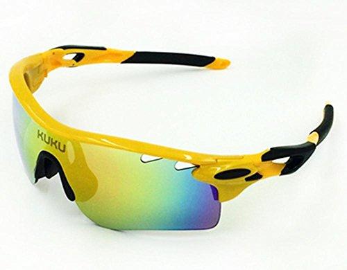 dzw-mode-velo-lunettes-de-sports-de-plein-air-equitation-lunettes-de-sport-lunettes-multicolor-yello