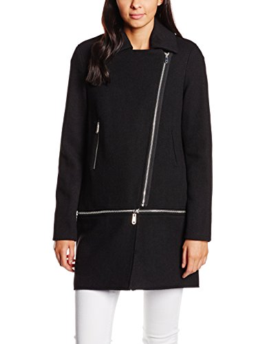 SELECTED FEMME Damen Mantel Sfjella LS Coat H, Schwarz (Black), 34