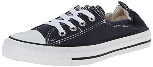 Converse Womens Chuck Taylor Shoreline Slip Athletic Navy Canvas Trainers 37 EU - Chuck Taylor Slip