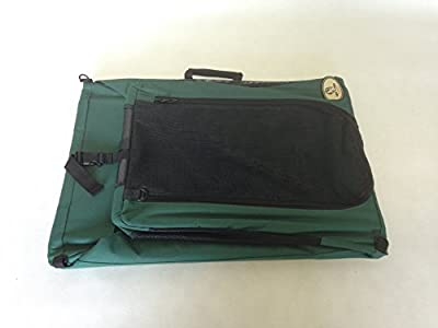 """doghealth LNE30 Light n Easy canvas cage green medium 30"""" by doghealth"""