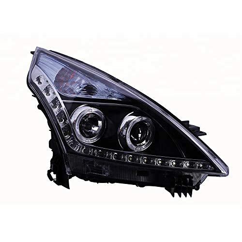 LED DRL Scheinwerfer für Nissan Teana 2008-2012 mit Frontgehäuse, Linse, Abdeckung links und rechts - Top Link Assembly