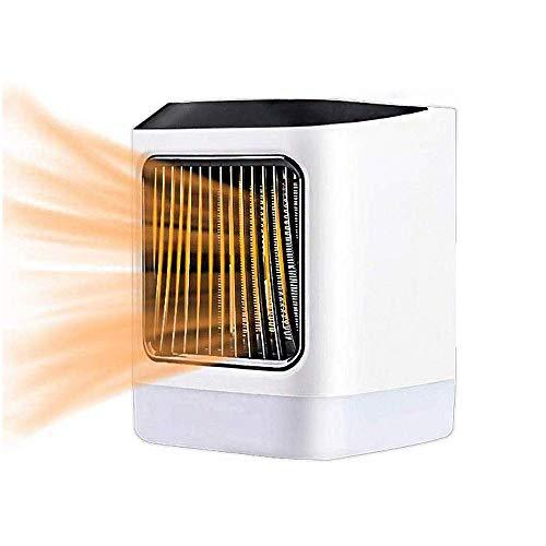 El ventilador calentador espacio tranquilo calentador