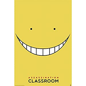 ABYstyle 1art1 - Póster de Assassination Classroom