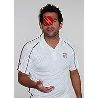 Set de pantalón y camisa para practicar críquet, color , tamaño small