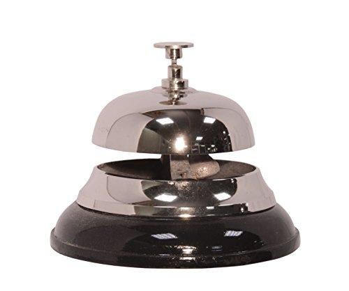 Timbre mesa hotel timbre vintage preciosos brillante