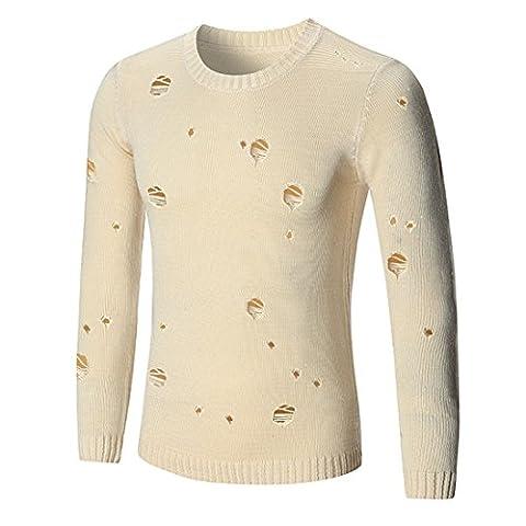Hommes Chemise tricoté|L