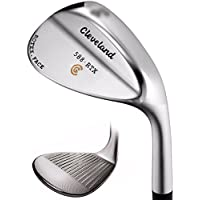 2014 Cleveland Golf 588 RTX Cuña Mano Derecha - 56°Loft, 14°Bounce, Cromo satín