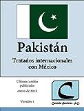 Pakistán - Tratados Internacionales con México