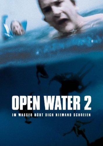 Open Water 2 – Im Wasser hört dich Niemand schreien cover