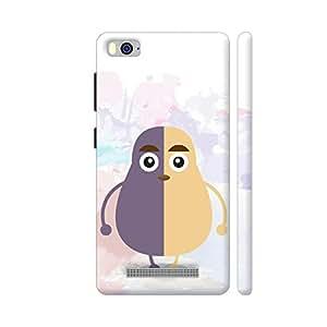 Colorpur Adorable Cartoon Characters Artwork On Xiaomi Mi 4i Cover (Designer Mobile Back Case)   Artist: Designer Chennai