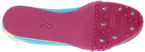 Puma Tfx étoile V2 piste Shoe - Blue Atoll/Puma Magenta