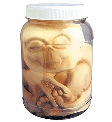 Pot foetus alien Halloween