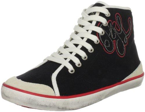 Pepe Jeans Footwear Berlin W, Damen Sneaker Schwarz (Black)