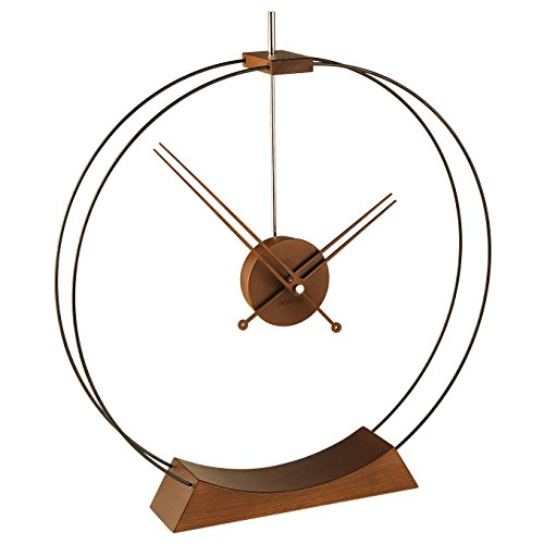 Price comparison product image Nomon Aire - Desk Clock Black