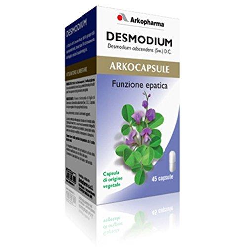Arkofarm 52968 Desmodium Integratore Alimentare a Base di Desmodium, 45 Capsule