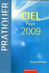 Pratiquer Ciel Paye 2009