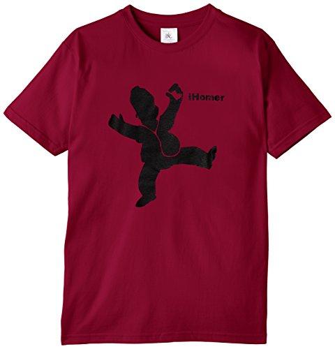 Touchlines Kinder T-Shirt Dance - iHomer, Sorbet, 152/164, KID178 -