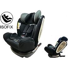 Star Ibaby Isofix 906 - Silla de coche Travel, grupo 0/1/2/3 (0-36 kg)