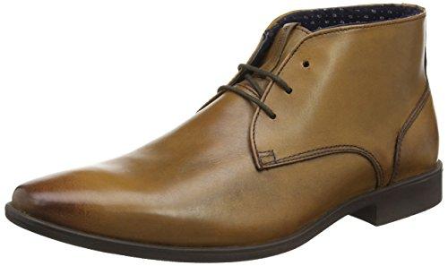 Ben Sherman Regg Burnish, Bottes Classiques homme Marron - Brown (Tan 003)