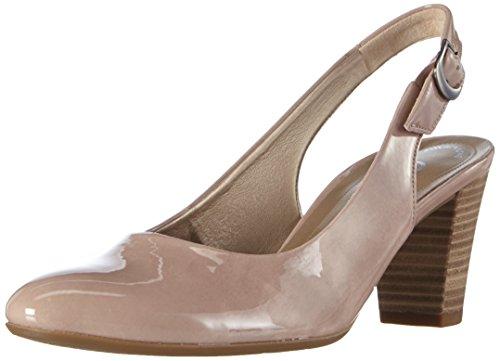 Gabor Shoes 42.260 Damen Slingback Pumps ,Pink (82 antikrosa) ,40 EU